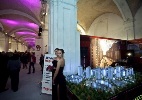 «Новопечерские Липки» приняли участие в ART-Kyiv сontemporary 2010