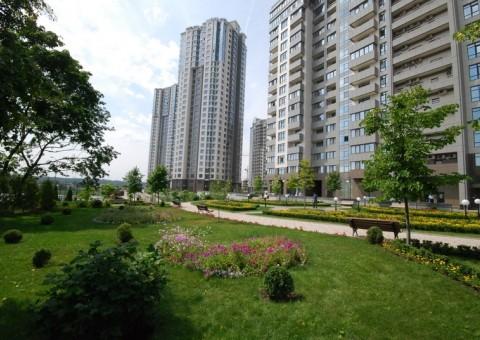 «Новопечерские Липки» - лидер среди ЖК Киева с лучшей инфраструктурой