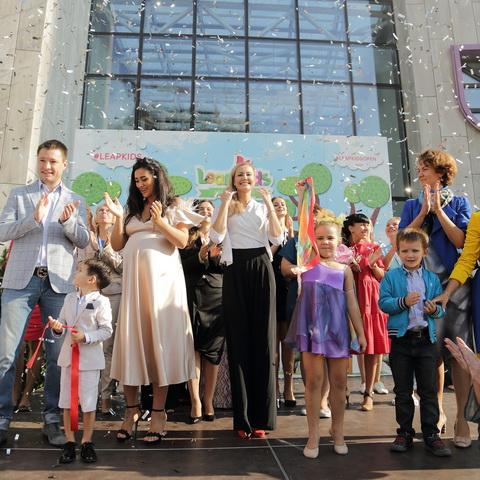 В ЖК «Новопечерские Липки» открылась Академия Счастья LeapKids