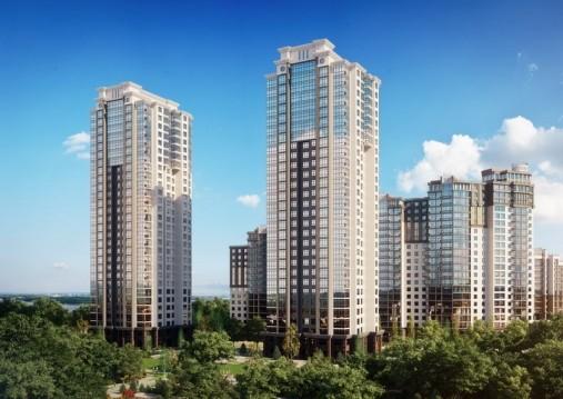 В «Новопечерских Липках» стартовали продажи новых домов